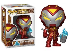 Infinity Warps - Iron Hammer