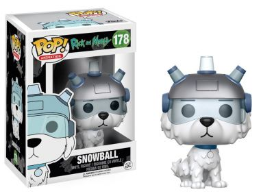 Rick and Morty - Snowball