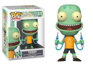 Spoza układu - Terry
