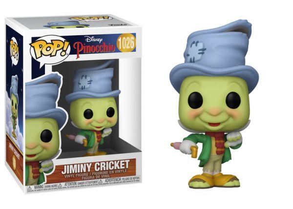 Pinokio - Jiminy Świerszcz