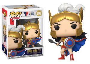 80 rocznica Wonder Woman - Golden Age