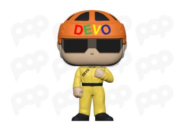 Devo - Satisfaction