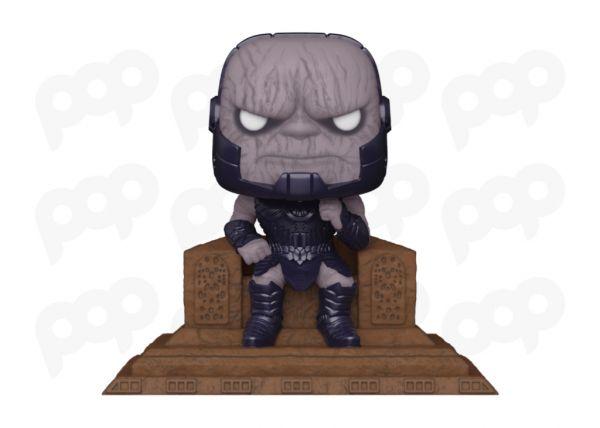 Liga Sprawiedliwości - Darkseid na tronie