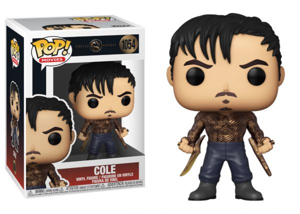 Mortal Kombat (2021) - Cole