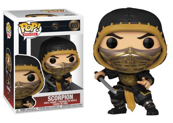 Mortal Kombat (2021) - Scorpion