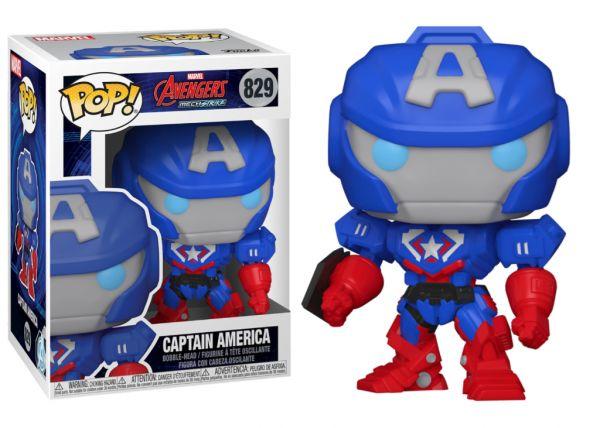 Marvel Mech - Kapitan Ameryka