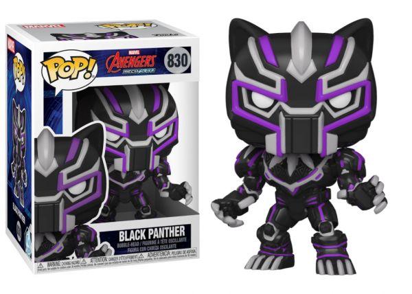Marvel Mech - Czarna Pantera