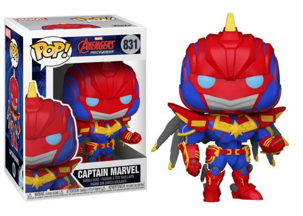 Marvel Mech - Kapitan Marvel