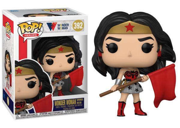 80 rocznica Wonder Woman - Superman: Red Son