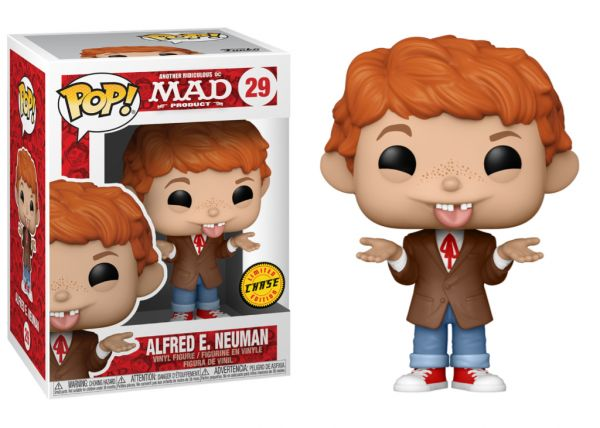 MAD TV - Alfred E. Neuman 2