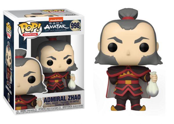 Awatar: Legenda Aanga - Admiral Zhao