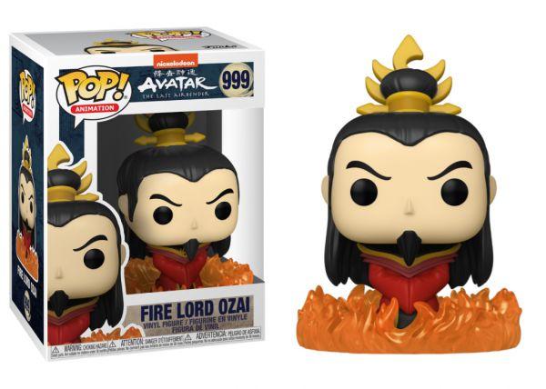 Awatar: Legenda Aanga - Ozai