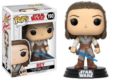 Gwiezdne Wojny: Ostatni Jedi - Rey