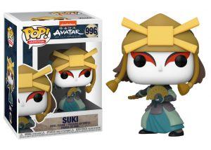 Awatar: Legenda Aanga - Suki