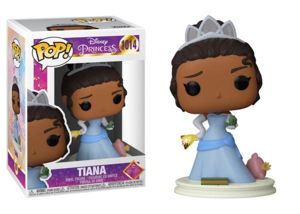 Księżniczki - Tiana