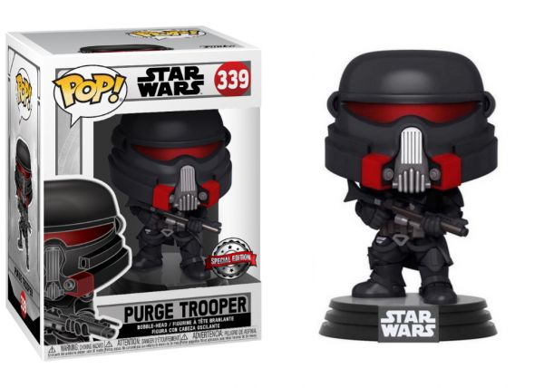 Star Wars Jedi: Upadły zakon - Purge Trooper