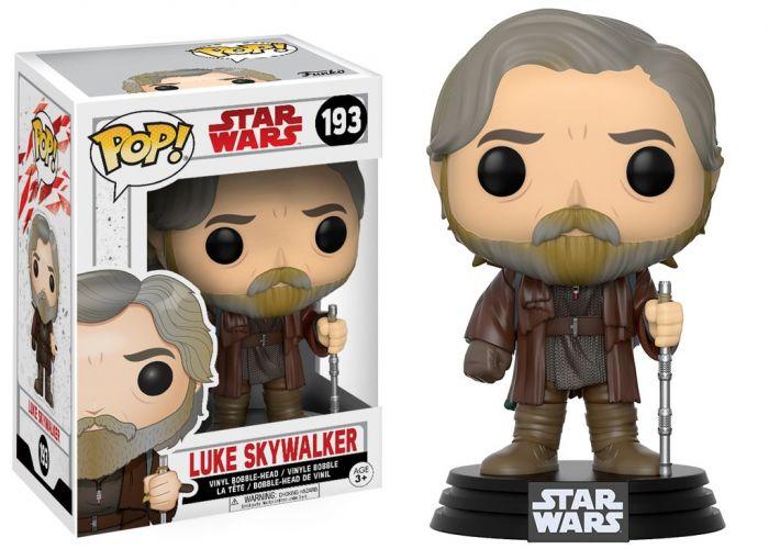 Gwiezdne Wojny: Ostatni Jedi - Luke Skywalker