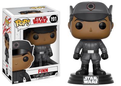 Gwiezdne Wojny: Ostatni Jedi - Finn