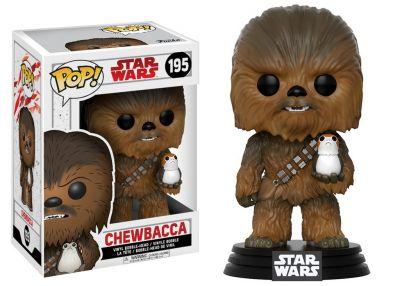 Gwiezdne Wojny: Ostatni Jedi - Chewbacca