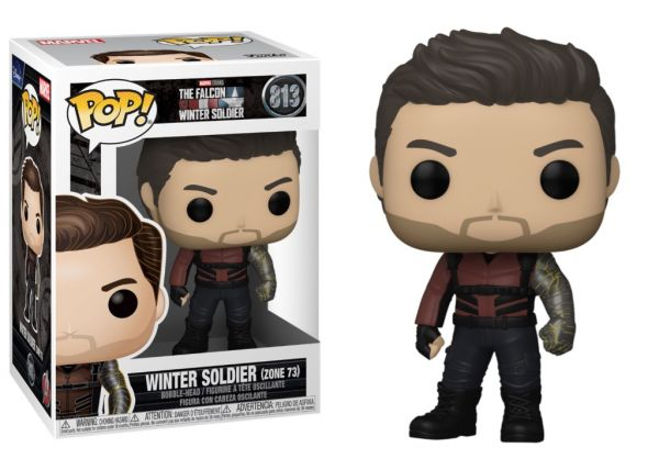 The Falcon and the Winter Soldier - Winter Soldier 2