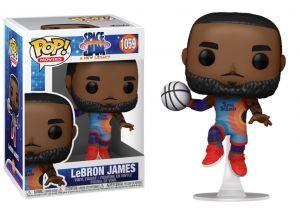 Kosmiczny mecz: Nowa era - LeBron James