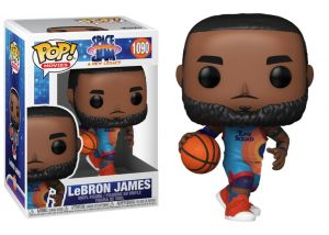 Kosmiczny mecz: Nowa era - LeBron James 2