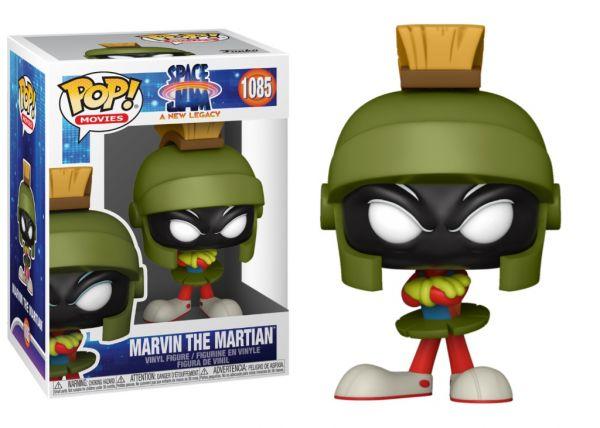 Kosmiczny mecz: Nowa era - Marvin