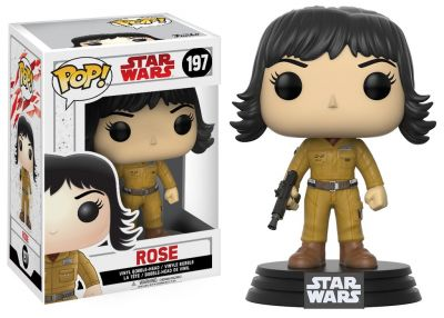 Gwiezdne Wojny: Ostatni Jedi - Rose