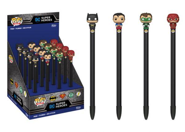 DC - Długopisy w ciemno