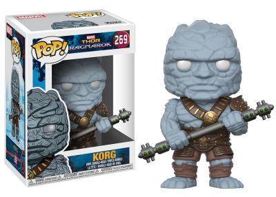 Thor Ragnarok - Korg