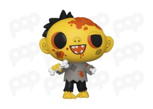 Paka Paka: Boo Hollow - Zeke
