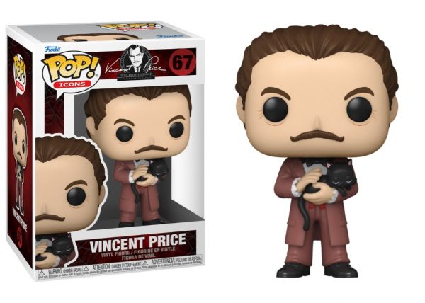 Ikony - Vincent Price Horror