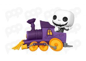 Miasteczko Halloween - Jack w lokomotywie