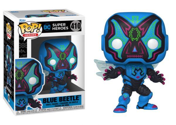 Dia De Los DC - Blue Beetle