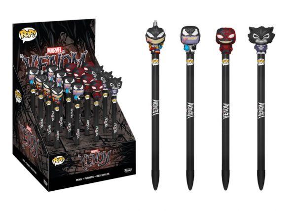 Venom - Długopisy w ciemno