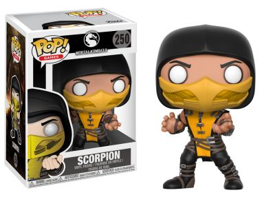 Mortal Kombat X - Scorpion