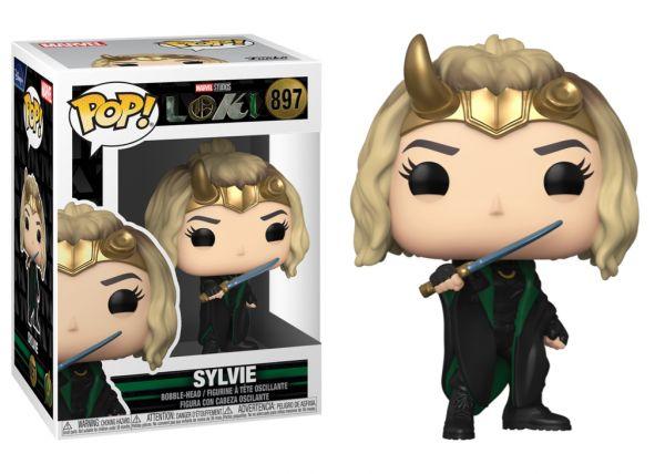 Loki - Sylvie