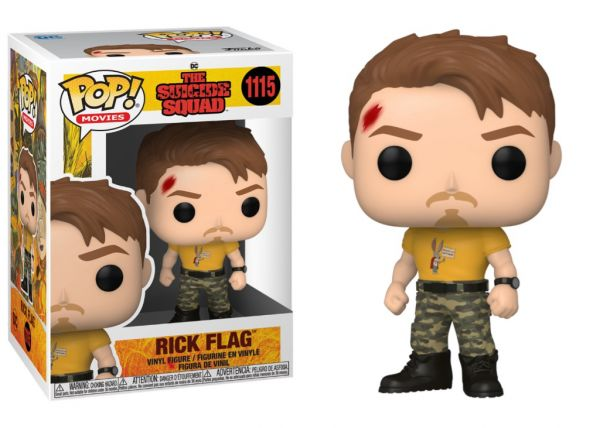 Legion samobójców 2 - Rick Flag