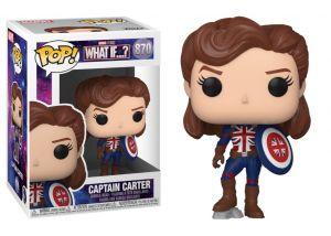 What If - Kapitan Carter