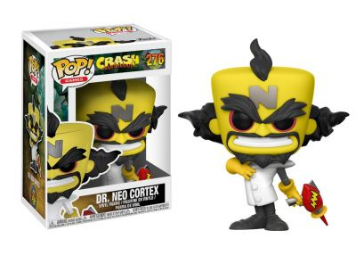 Crash Bandicoot - Dr. Neo Cortex