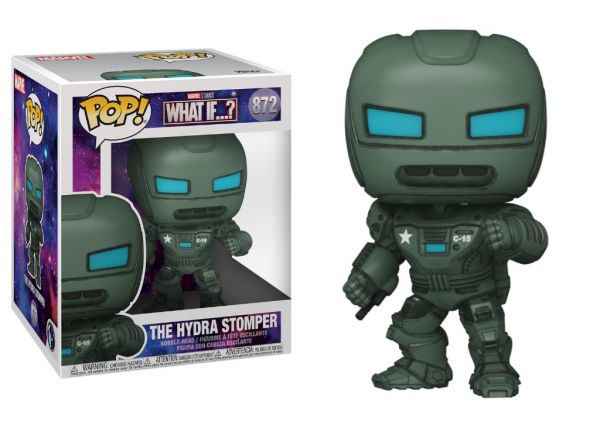 What If - Hydra Stomper