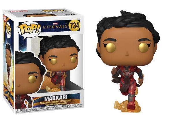 Eternals - Makkari