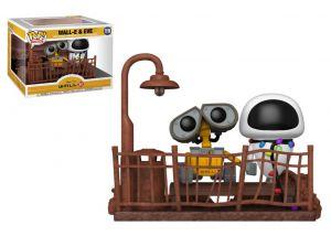 Wall-E - Wall-E & Eve