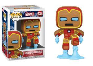 Świąteczne - Iron Man
