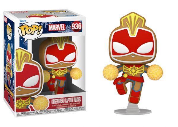 Świąteczne - Kapitan Marvel