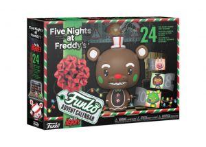 Five Nights At Freddy's (24 figurki) - Kalendarz adwentowy