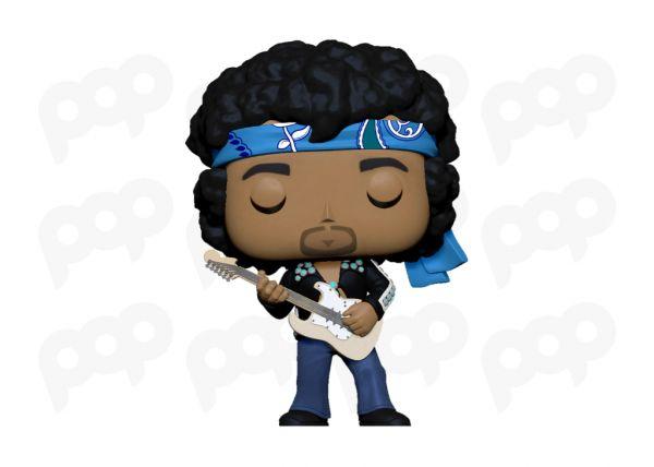 Gwiazdy - Jimi Hendrix 3