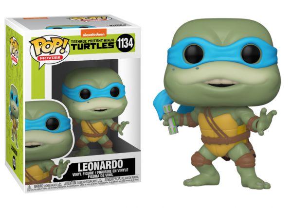 Wojownicze Żółwie Ninja 2 - Leonardo
