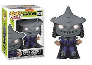 Wojownicze Żółwie Ninja 2 - Super Shredder