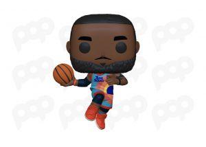 Kosmiczny mecz: Nowa era - LeBron James 3